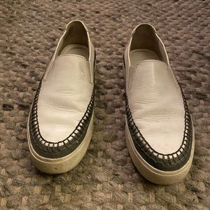Vince Sneakers Slides size 6 Leather